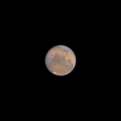 Марс 23.10.20