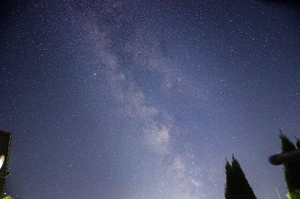 Первые фото Млечного Пути (2)