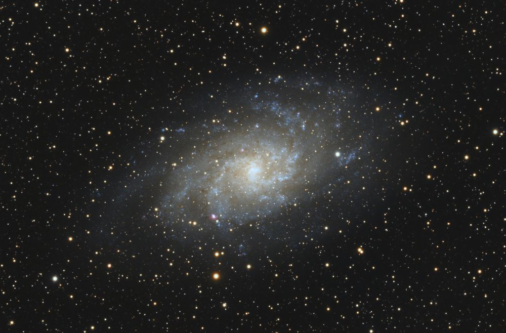 M33 Triangle Galaxy