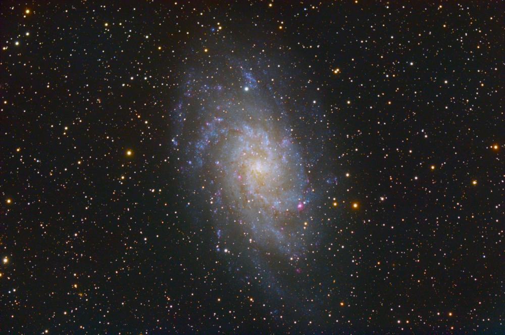 Галактика М33 (M33 Galaxy)