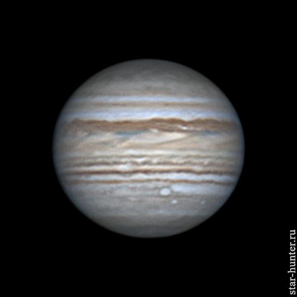 Jupiter, June 23, 2019, 21:31.