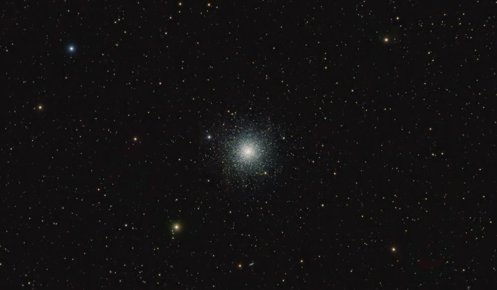 Шаровое звёздное скопление М3, финальная версия