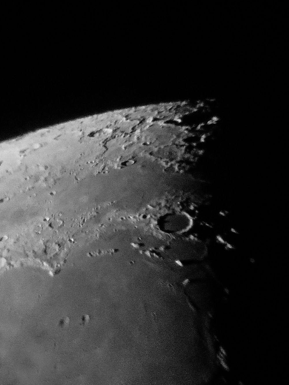 Лунные кратеры 10.10.2020 (1)