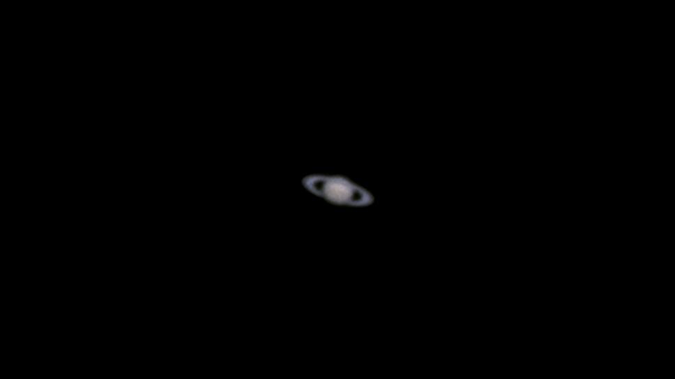 Сатурн. 17.08.21