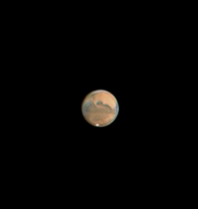 Марс. 29.10.2020