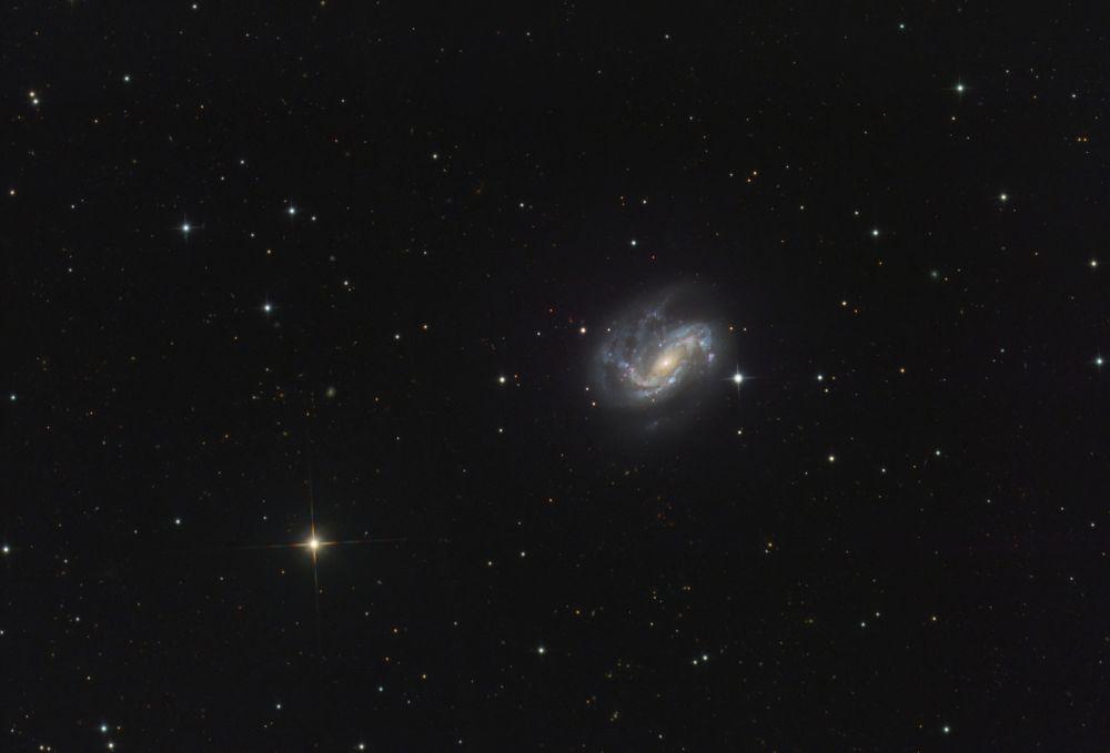 Галактика NGC4051