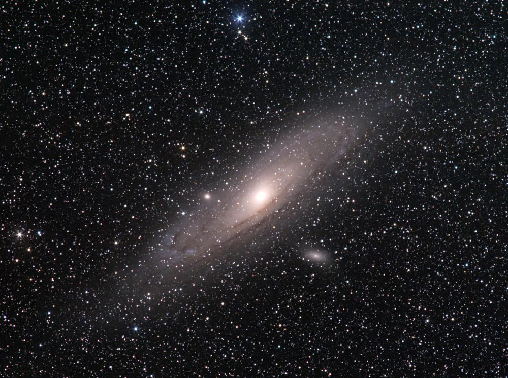 M31 (Галактика Андромеды)