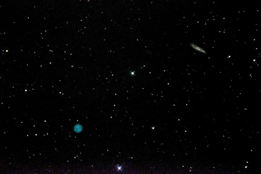 Туманность-Сова,галактика-108