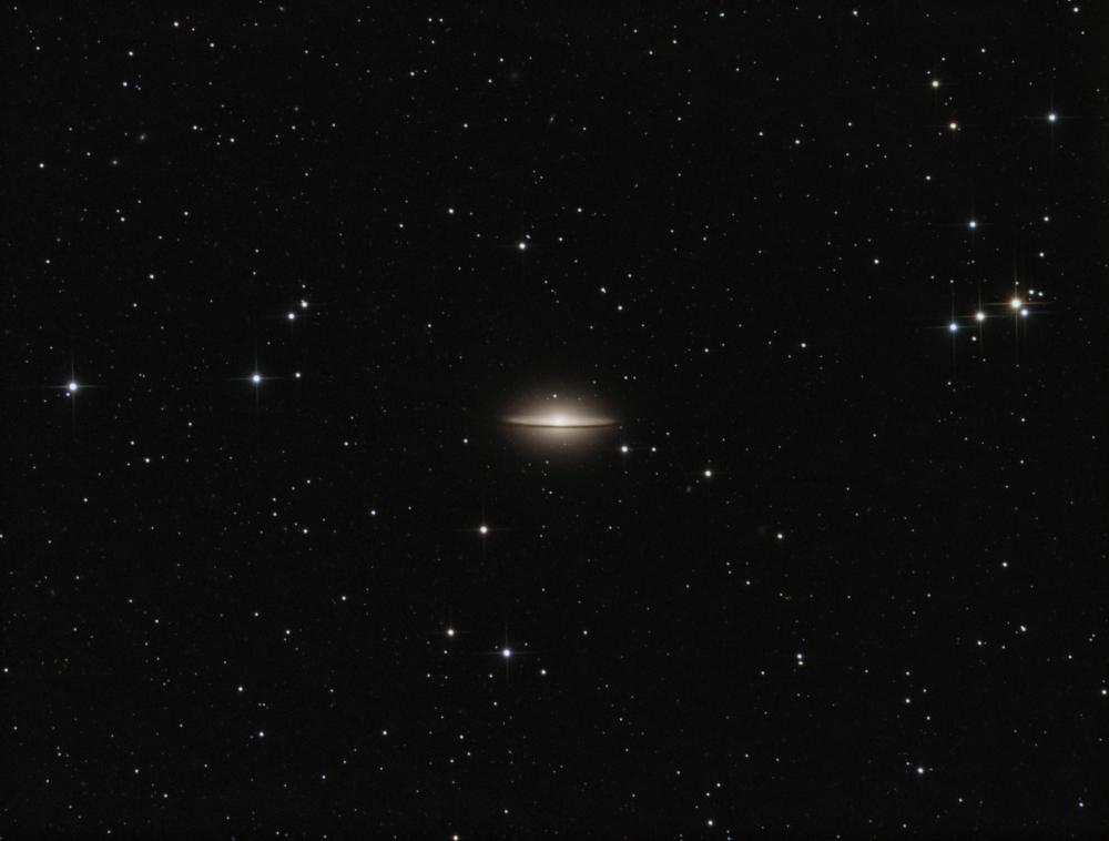 M 104 LRGB