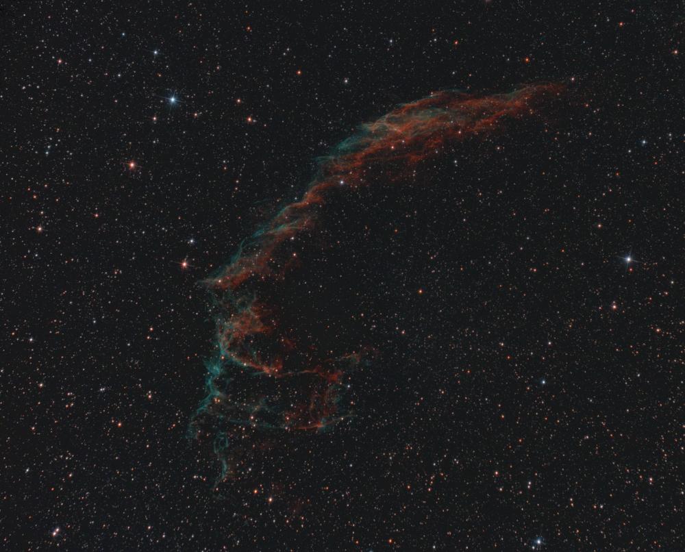 "NGC 6992 "" ВУАЛЬ"""