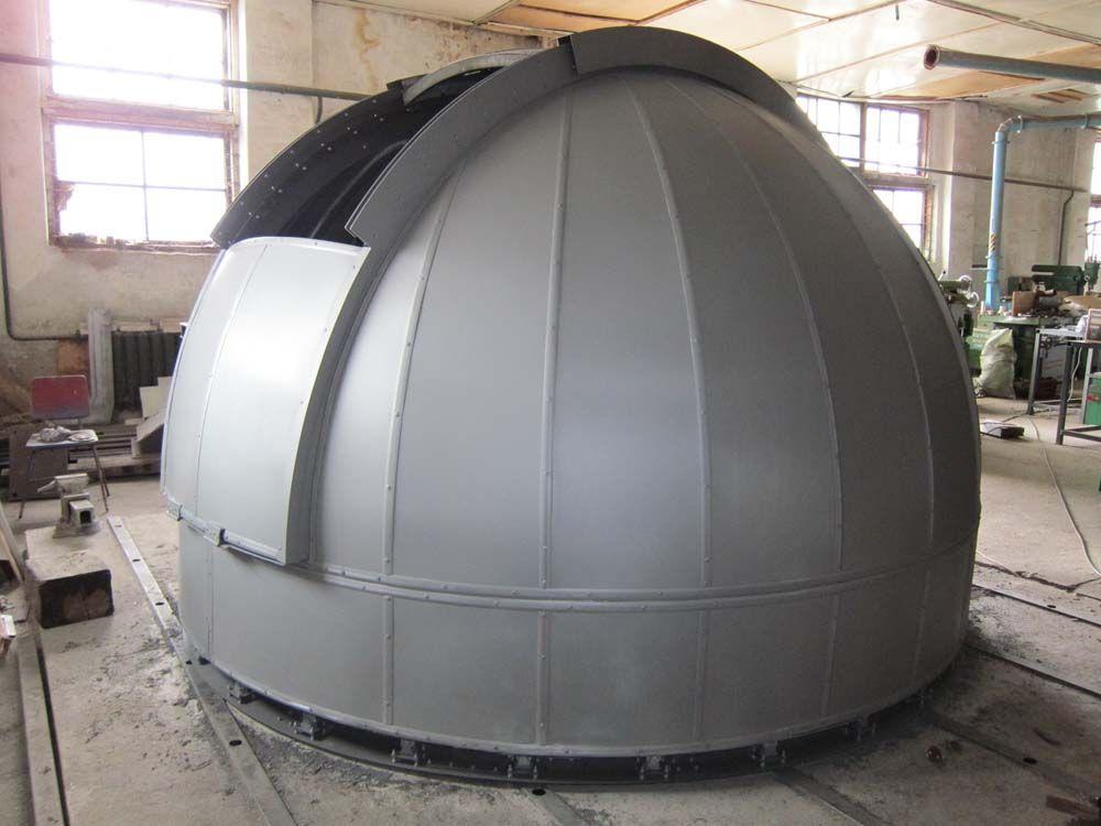 Купол обсерватории диаметром 3 метра