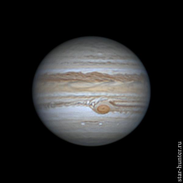 Jupiter, June 24, 2019, 00:41.