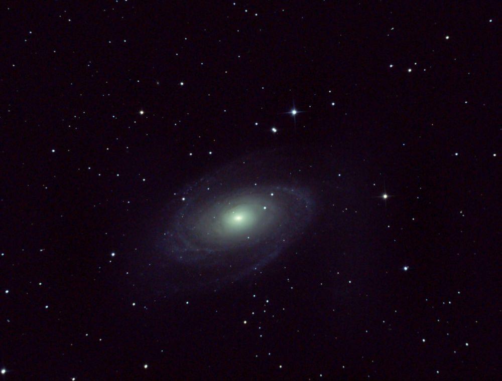 Galaxy Bode - M81