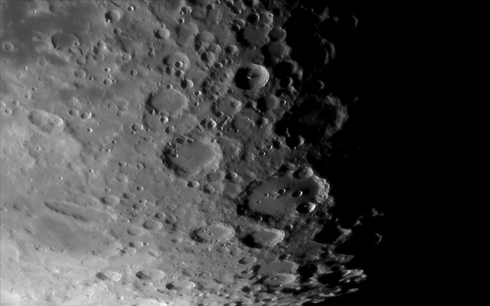 Детали на Луне.