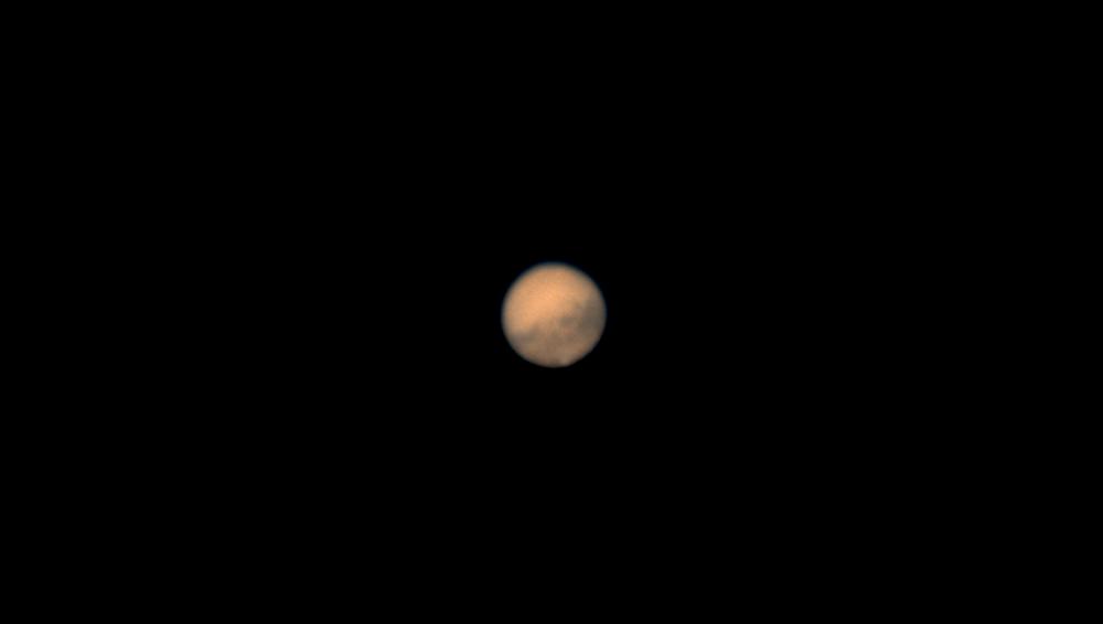 Марс противостояние. 13.10.2020