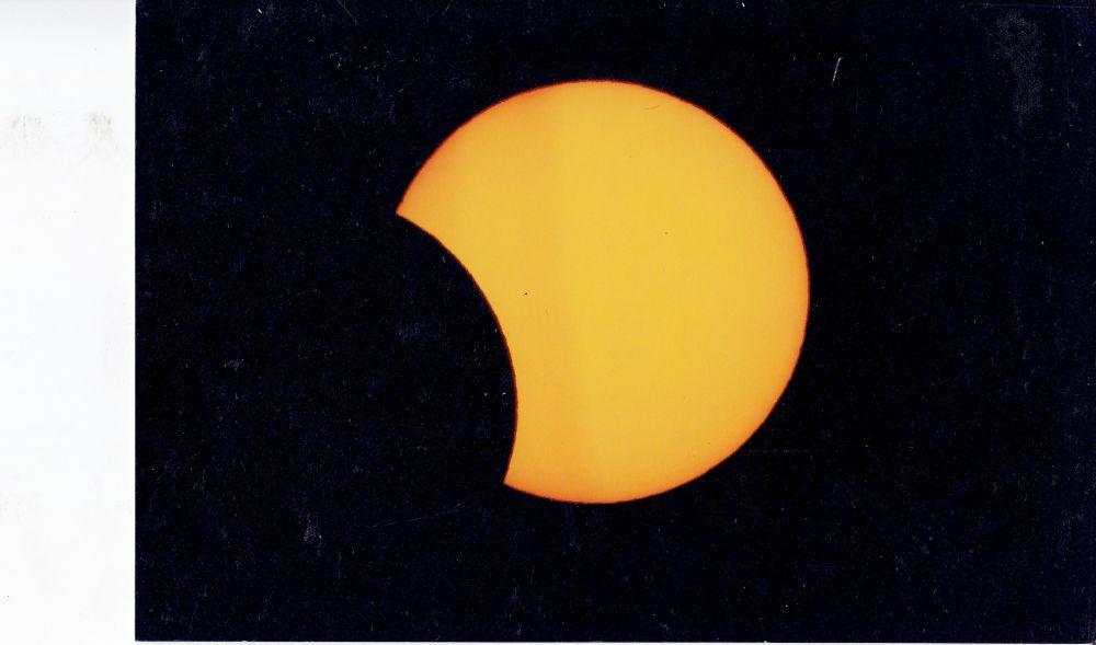 солнечное затмение 2006г