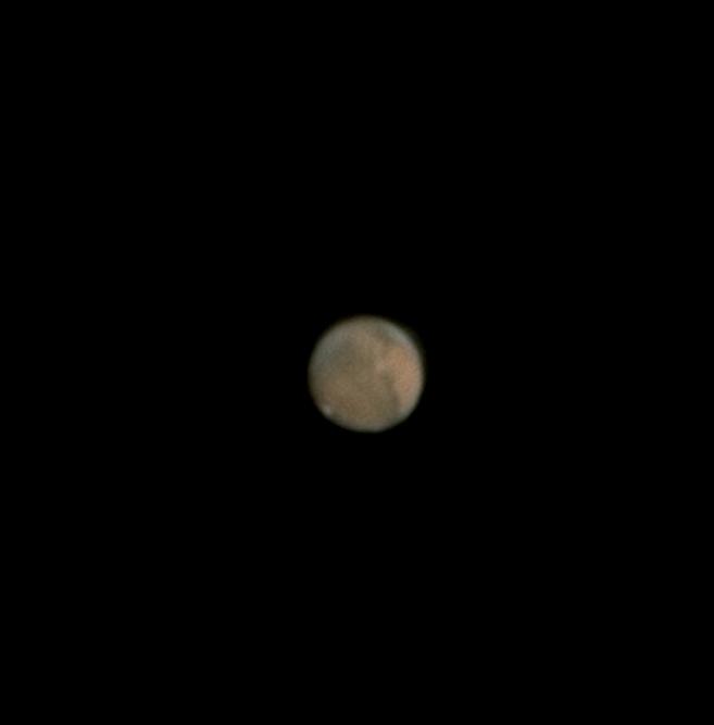 Марс. 26.10.2020
