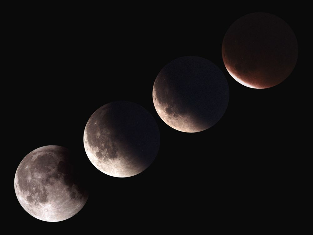Total Moon eclipse 16.09.1997