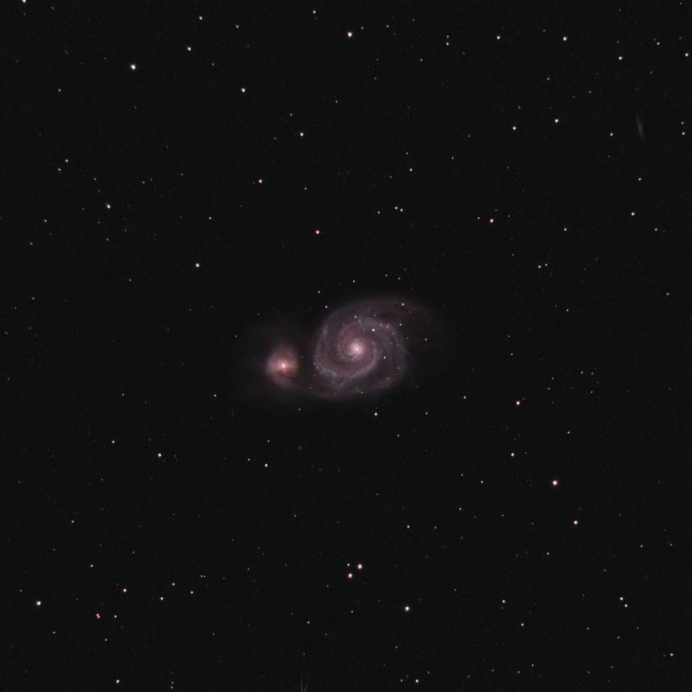 M51 Pinwheel Galaxy