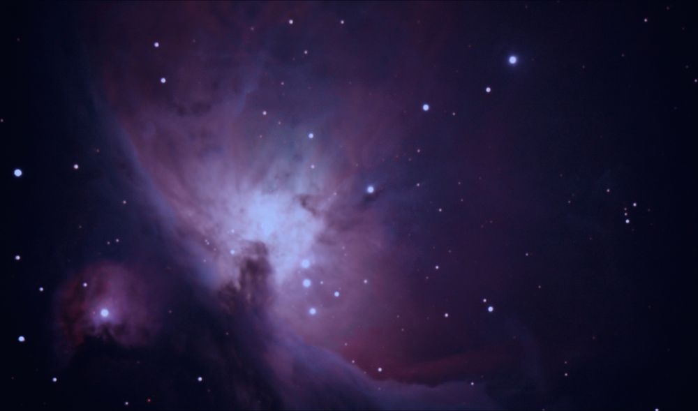 M42 Orion Nebula CORE