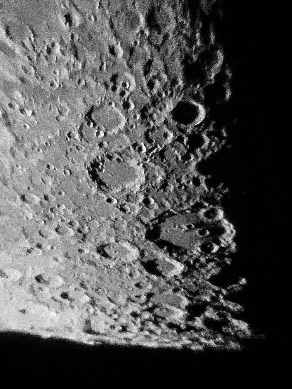 Лунные кратеры 10.10.2020 (3)