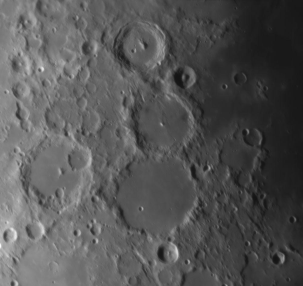 Arzachel, Alphonsus, Ptolemaeus 01.05.2020