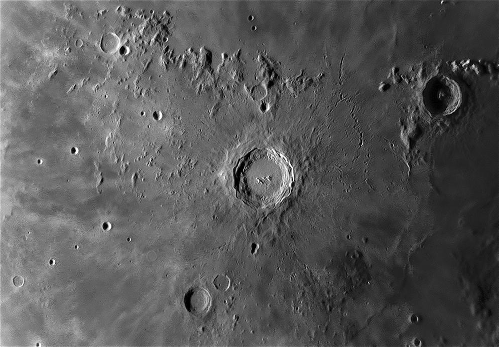 Луна-кратер Коперник 25.07.2019г.
