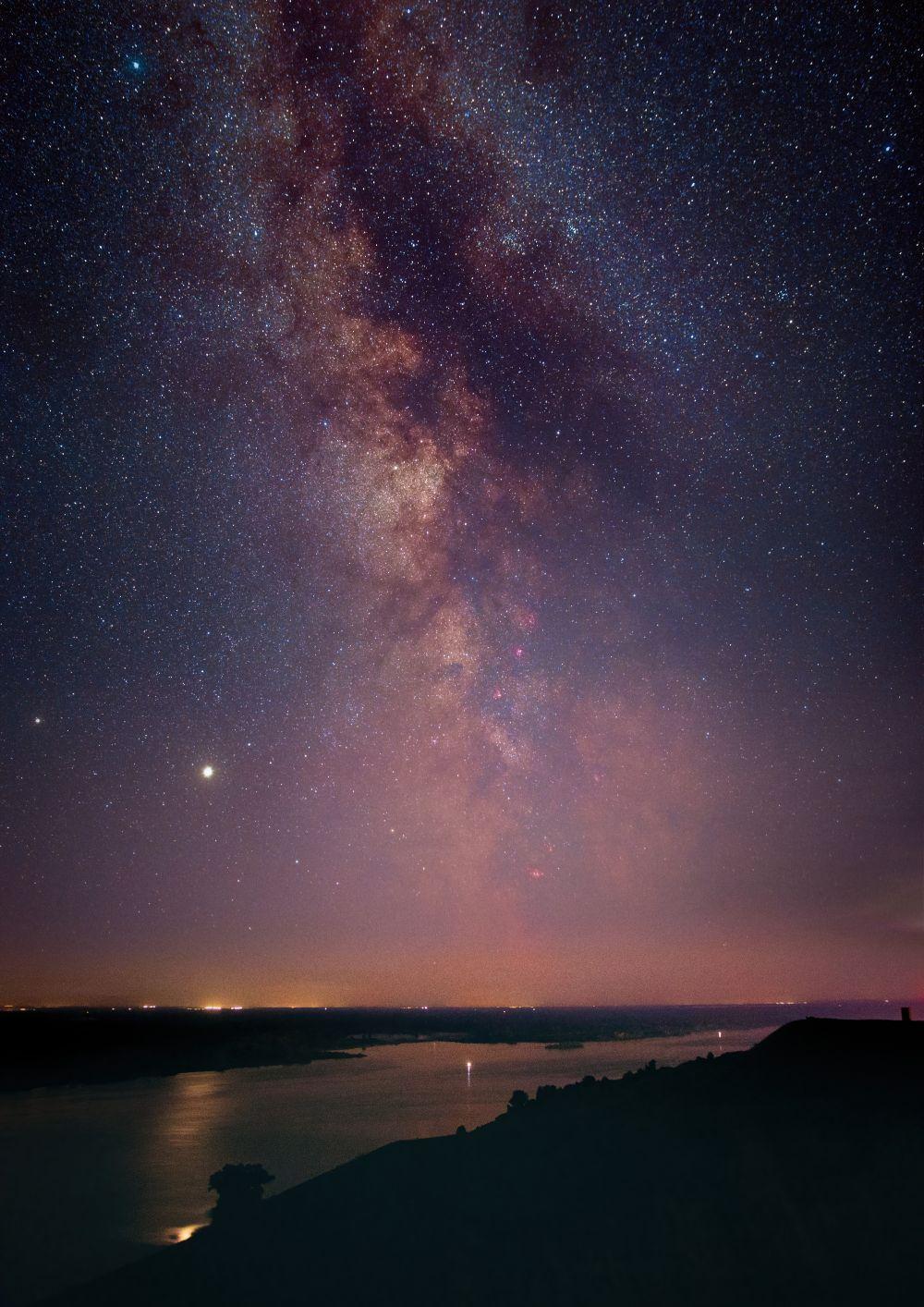 Млечный путь в Каракулино