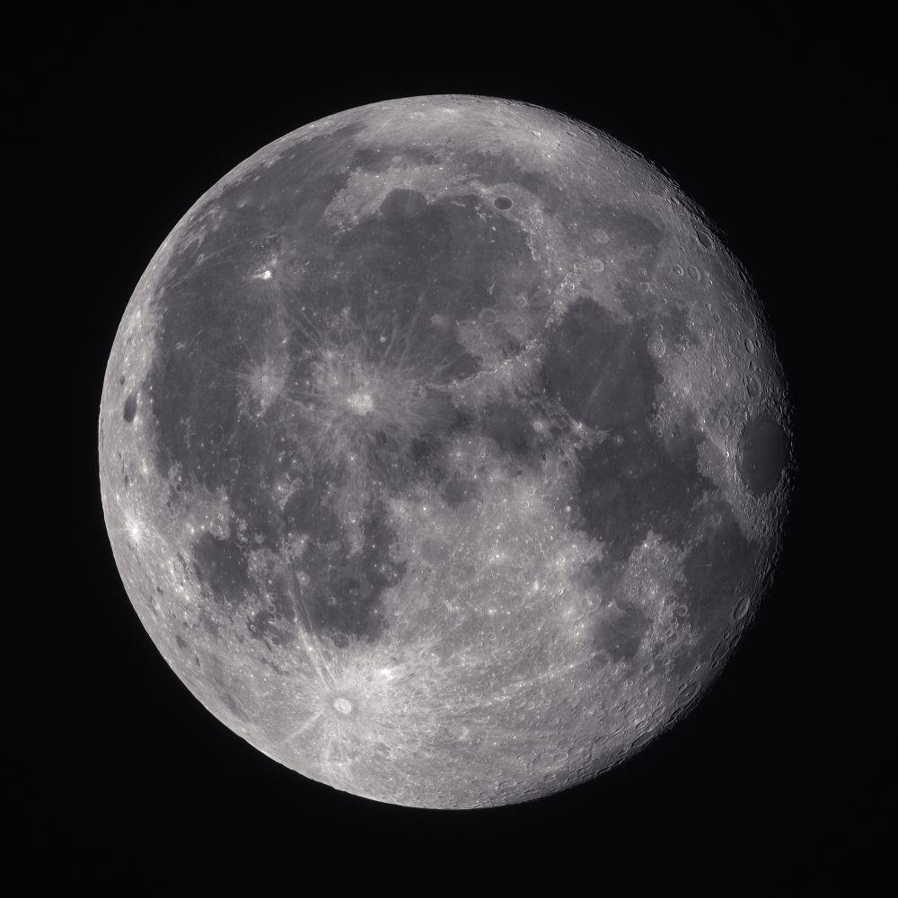 Moon pano
