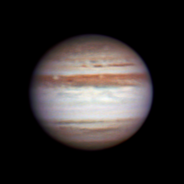 Jupiter without a belt. 30 oct 2010, 21:49