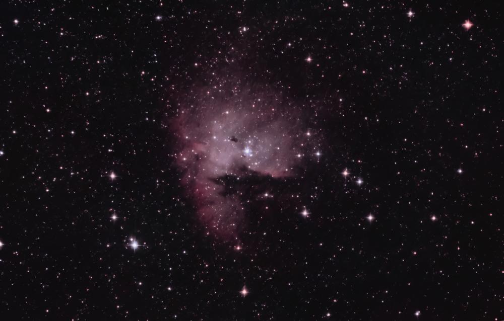 NGC 281 (Pak-Man)