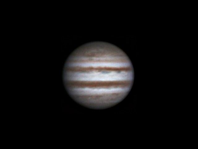 Jupiter, 30 march 2014, 20:42