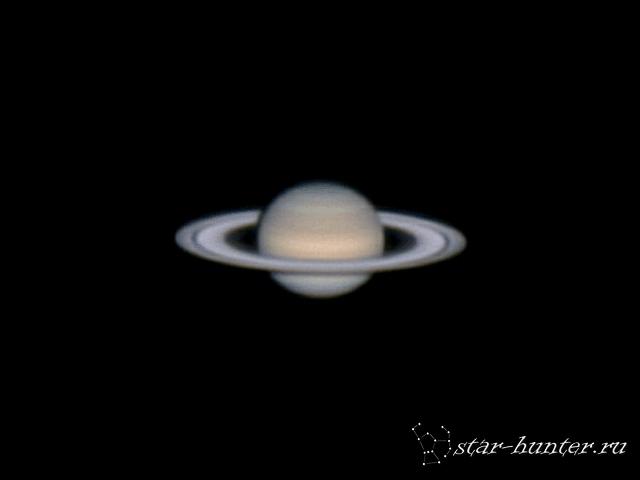Saturn at 2012, 2013, 2014 and 2015