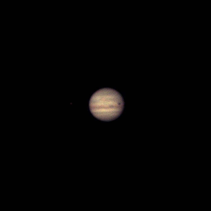 Наш Первый Юпитер (AstroDinsk)