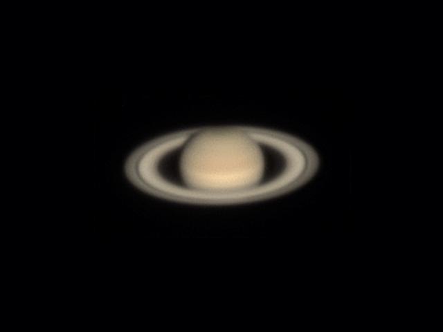 Saturn (16 july 2015, 20:56-21:18)