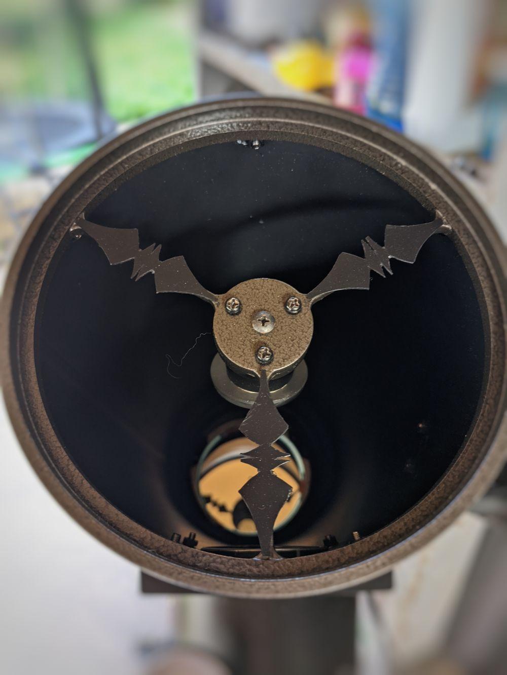 Борьба с дифракционными лучиками
