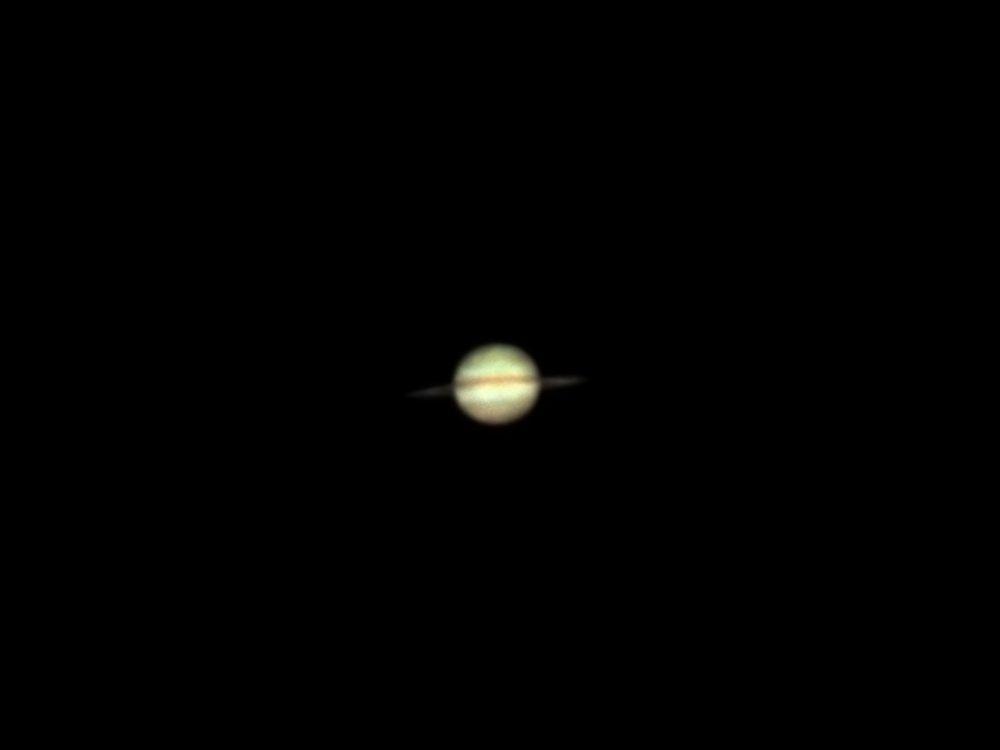 Исчезающие кольца Сатурна