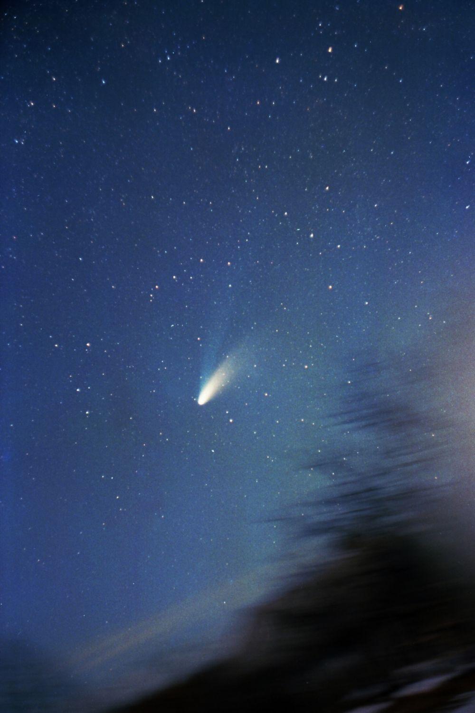 Комета C/1995 O1 Hale-Bopp 17.03.1997