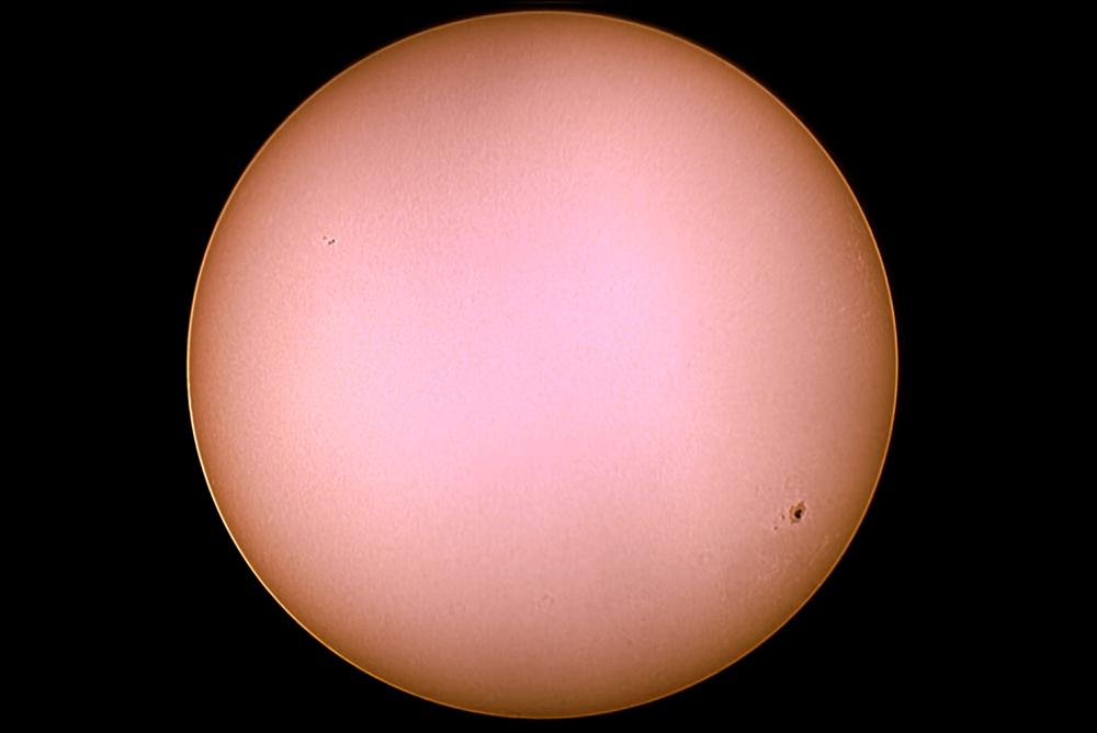 Солнце. 04.07.2021