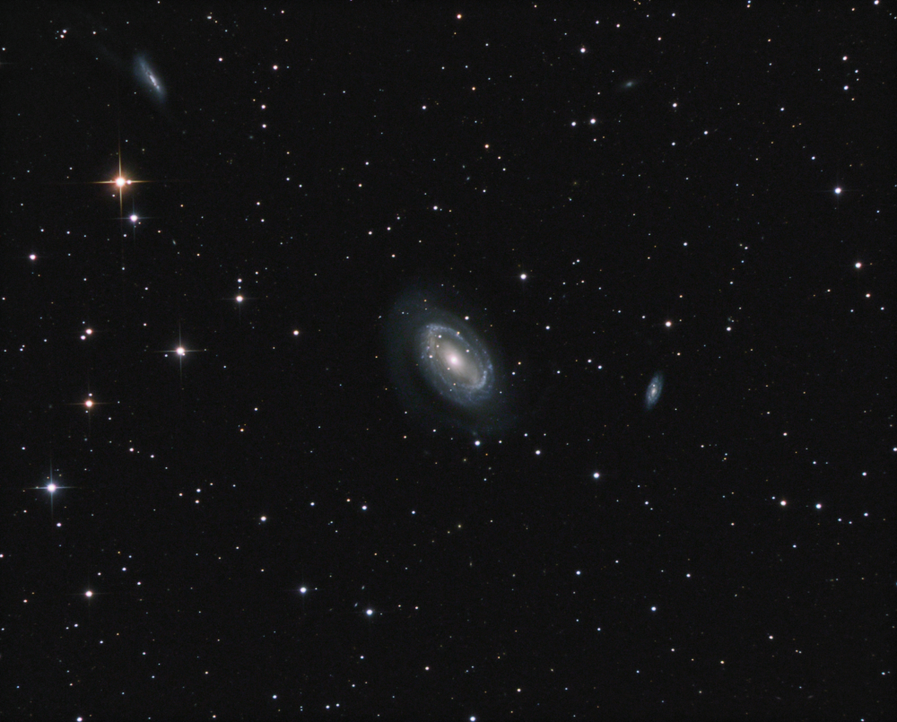NGC 4727 in Coma Berenices LRGB