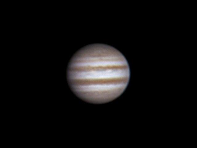 Jupiter, 27 march 2014, 23:38