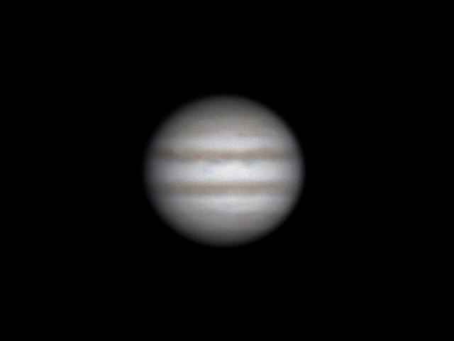 Rotation of Jupiter (20:23-20:49, 19 march 2015)