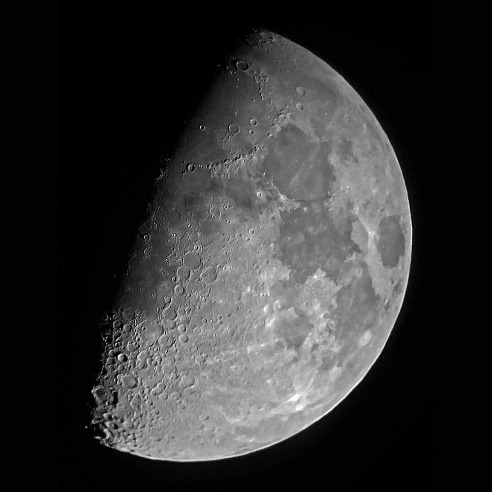 Waxing Crescent - 01.05.2020 (New)