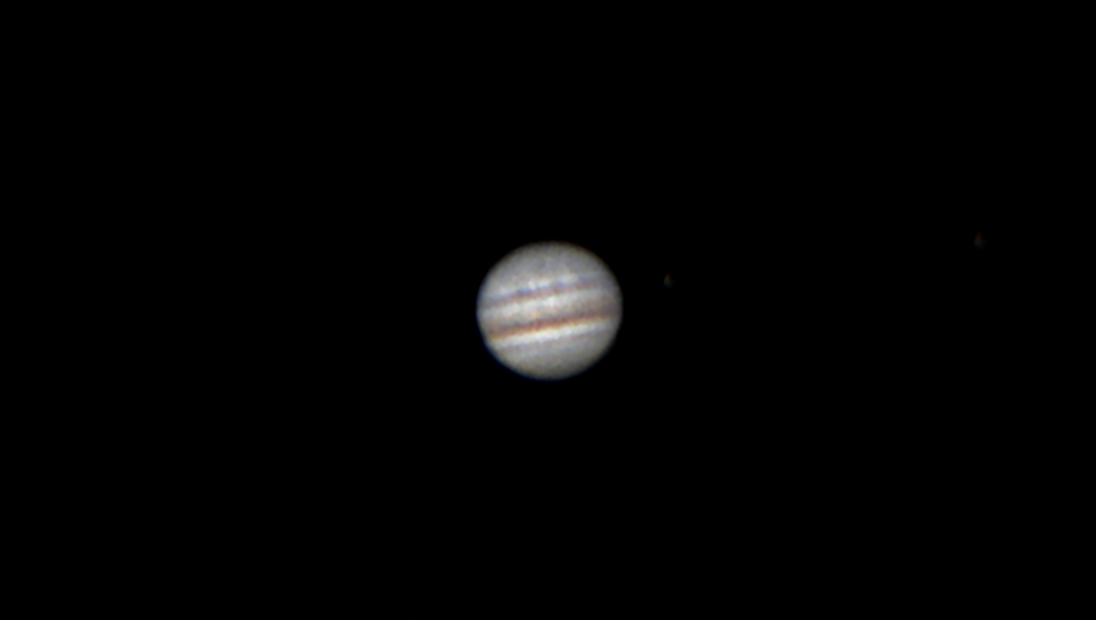 Юпитер. 07.07.2021