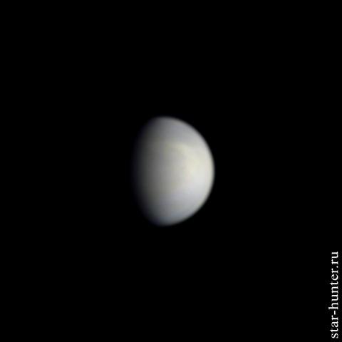 Venus, January 20, 2020, 17:02.