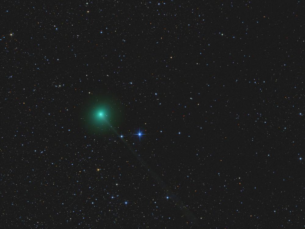 Comet C/2014 E2 (Jaques) - 23.08.2014