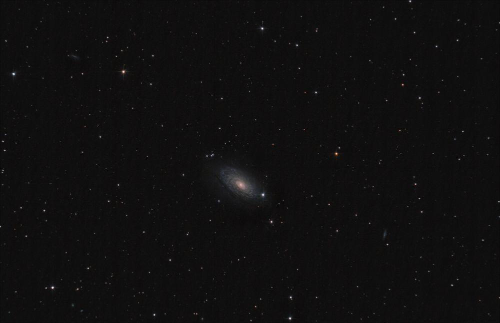 M63. Галактика Подсолнух.