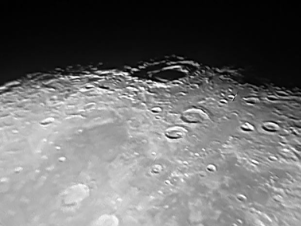 Первые лунные кратеры (3)