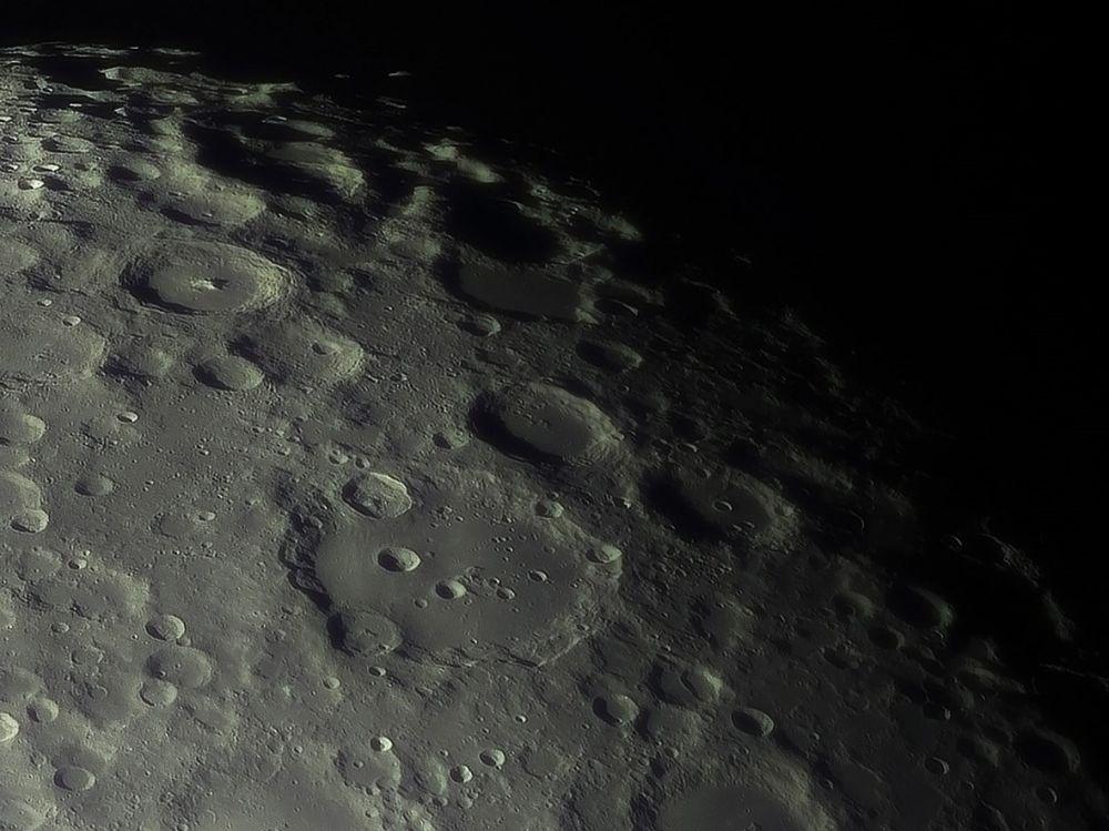 The Moon - Clavius 2020-06-01