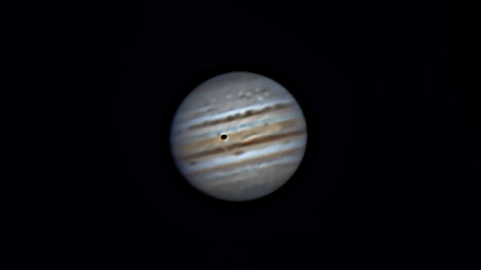 Юпитер 14.07.2021